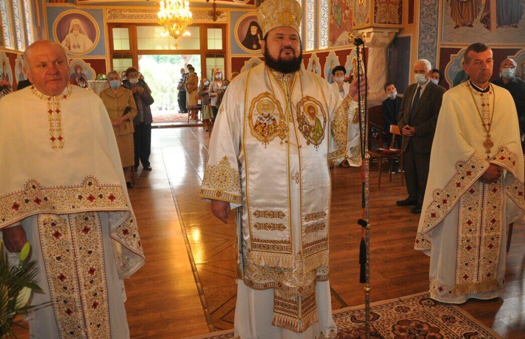 Duminica Sfinților Români, în localitatea sălăjeană Hida