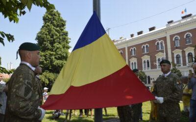 Ziua drapelului naţional al României