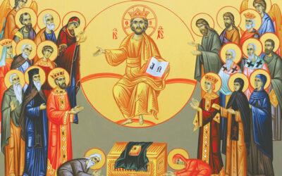 Sfinții și comuniunea din Biserică