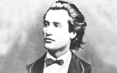 """MIHAI EMINESCU (1850-1889) – """"OMUL DEPLIN AL CULTURII ROMÂNEȘTI"""""""