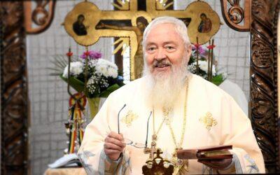 Sus în cer, cunoscuţi și necunoscuţi, mulţime de sfinţi români se roagă pentru noi