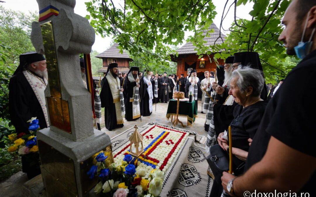 Mitropolitul Andrei, prezent la Parastasul de 40 de zile pentru Arhiepiscopul Pimen al Sucevei și Rădăuților