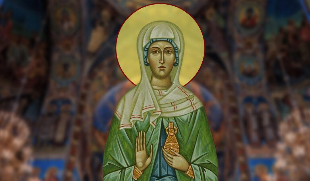Sfânta Ioana Mironosița, sau bogăția pusă în slujba săracilor