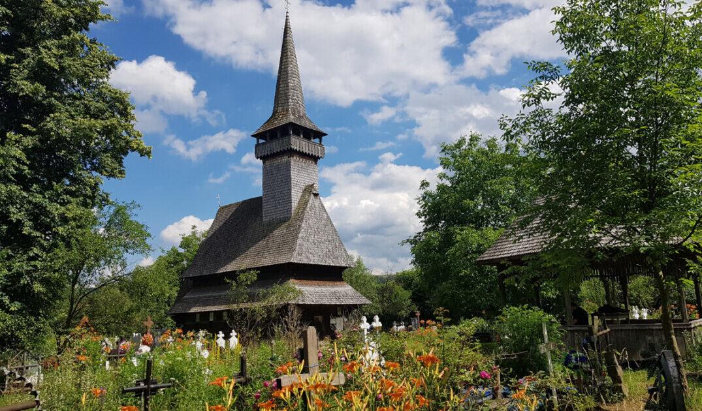 Bisericile vechi de lemn din Țara Maramureșului vor putea fi vizitate virtual