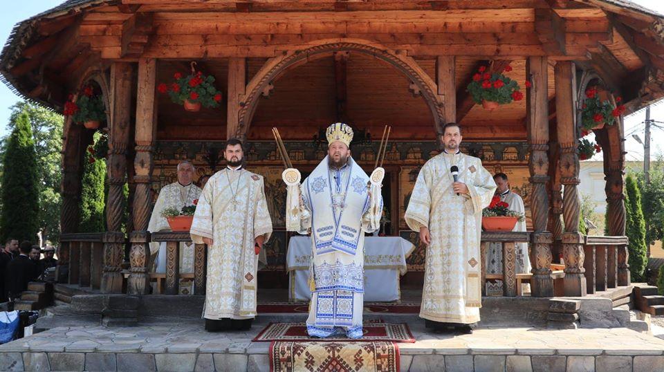 Sfântul Ștefan cel Mare, ocrotitor al bisericii  Inspectoratului Teritorial al Poliției de Frontieră Sighetu Marmației