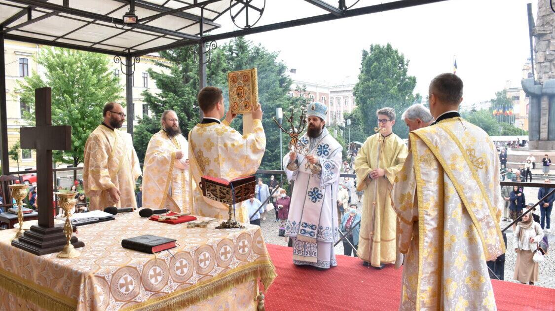Duminica a 6-a după Rusalii, la Catedrala Mitropolitană din Cluj-Napoca