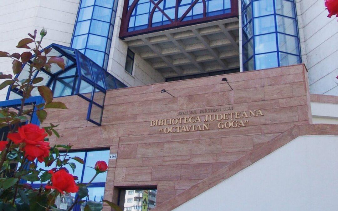"""Copiii clujeni, invitați să-și petreacă vacanța de vară la Biblioteca Județeană ,,Octavian Goga"""""""