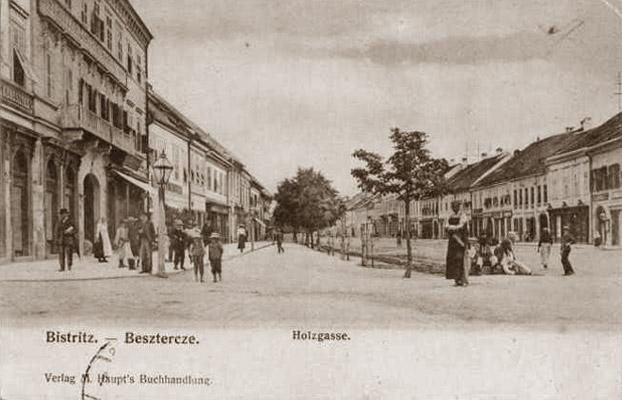 Oraşul Bistriţa, 756 de ani de atestare documentară