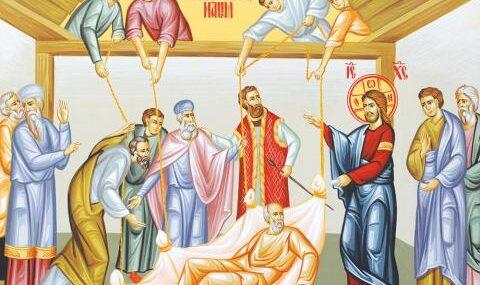 Dragostea, cel mai bun combatant al bolii păcatului și singurul motiv al unirii cu Hristos