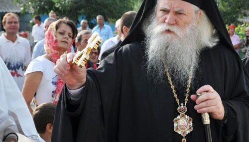 Preasfinţitul Părinte Calinic Botoşăneanul, ales Arhiepiscop al Sucevei și Rădăuților