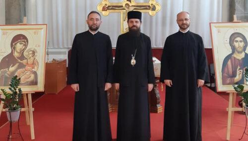 Preasfințitul Părinte Benedict Bistriţeanul, în vizită de lucru la Floreşti