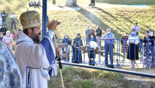 """PS Macarie: """"Maica Domnului este la Nicula, printre copiii ei, pe care-i păzește de tot răul"""""""