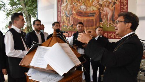 Pelerinaj muzical la Mănăstirea Nicula