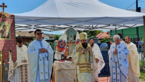 """""""Dumnezeul nostru este un Dumnezeu care are milă de oameni"""", a spus astăzi Episcopul Benedict la Cristeștii Ciceului"""