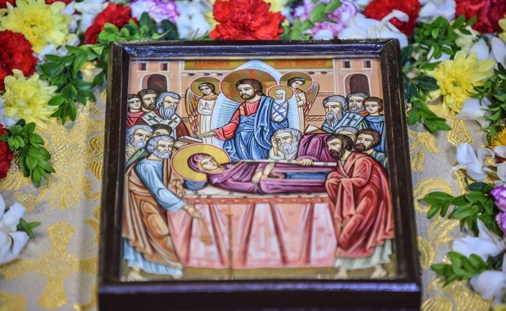 Agenda ierarhilor din Mitropolia Clujului, Maramureșului și Sălajului, la sărbătoarea Adormirii Maicii Domnului