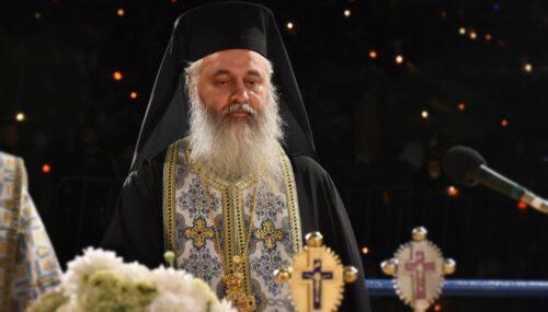 """Arhim. Dumitru Cobzaru: """"Să nu o părăsim niciodată pe Maica Domnului și să venim la mănăstirea ei!"""""""