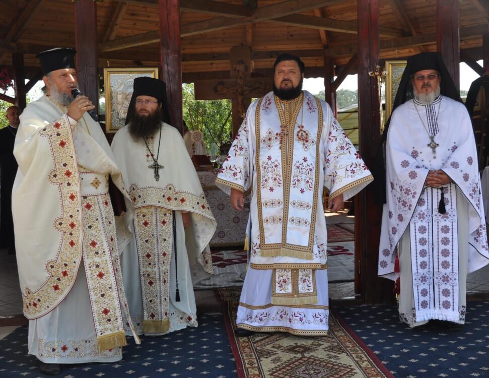 Schimbarea la Față, hramul mănăstirii sălăjene Voivodeni