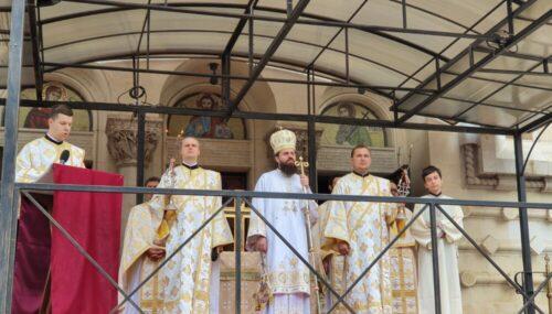 Duminica a 10-a după Rusalii, la Catedrala Mitropolitană din Cluj-Napoca