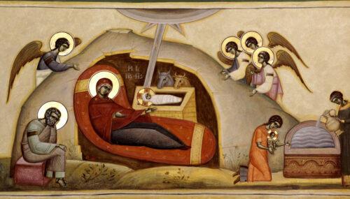 Maternitatea Maicii Domnului