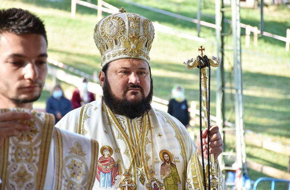 """""""Să arătăm familiei că suntem mai buni după ce ne întoarcem de la mănăstire"""",  PS Petroniu către  pelerinii de la Nicula"""