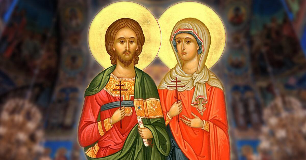 Sfânta Natalia, un model pentru soțiile creștine