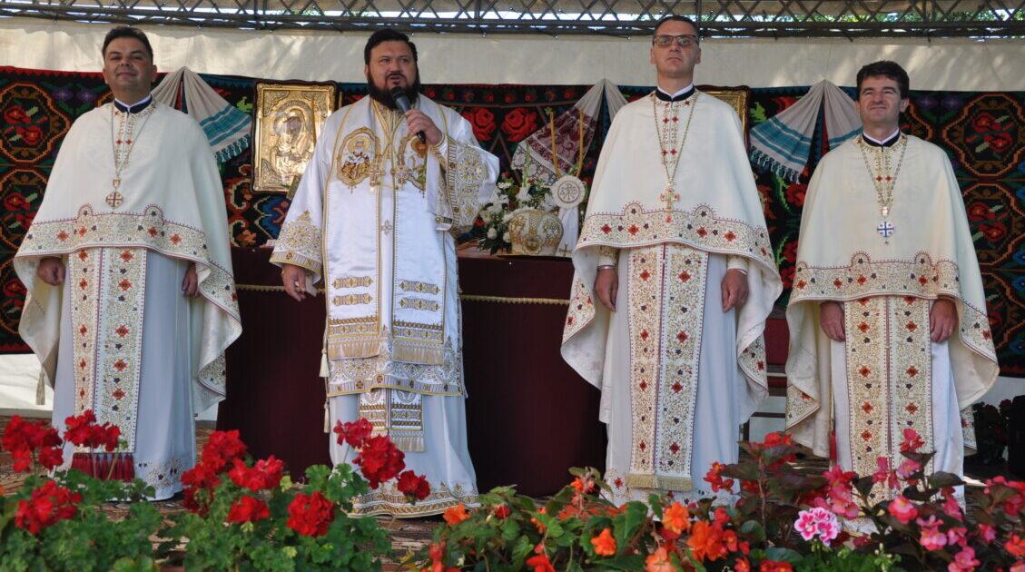 Binecuvântare arhierească, pentru creștinii parohiei sălăjene Bobota