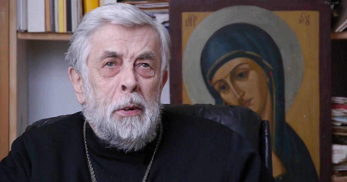 Părintele Boris Bobrinskoy a trecut în veșnicie. Patriarhul Daniel a transmis un mesaj de condoleanțe