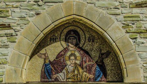Maica Domnului, alături de noi în fața lui Dumnezeu