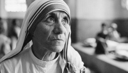 Maica Tereza de Calcutta – creionul lui Dumnezeu