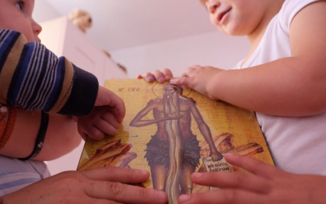 """Copiii Așezământului """"Sfântul Onufrie"""" Florești au primit daruri din partea Asociației """"Produs de Cluj"""""""