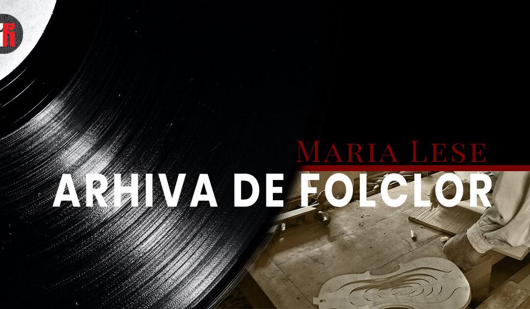 Bocetul, cântecul de vindecare a sufletului (ep. 1) | Maria Leșe în dialog cu etnologul Menuț Maximinian