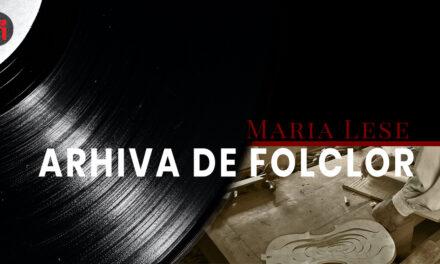 Bocetul, cântecul de vindecare a sufletului P2 (Maria Leșe în dialog cu etnologul Menuț Maximinian)