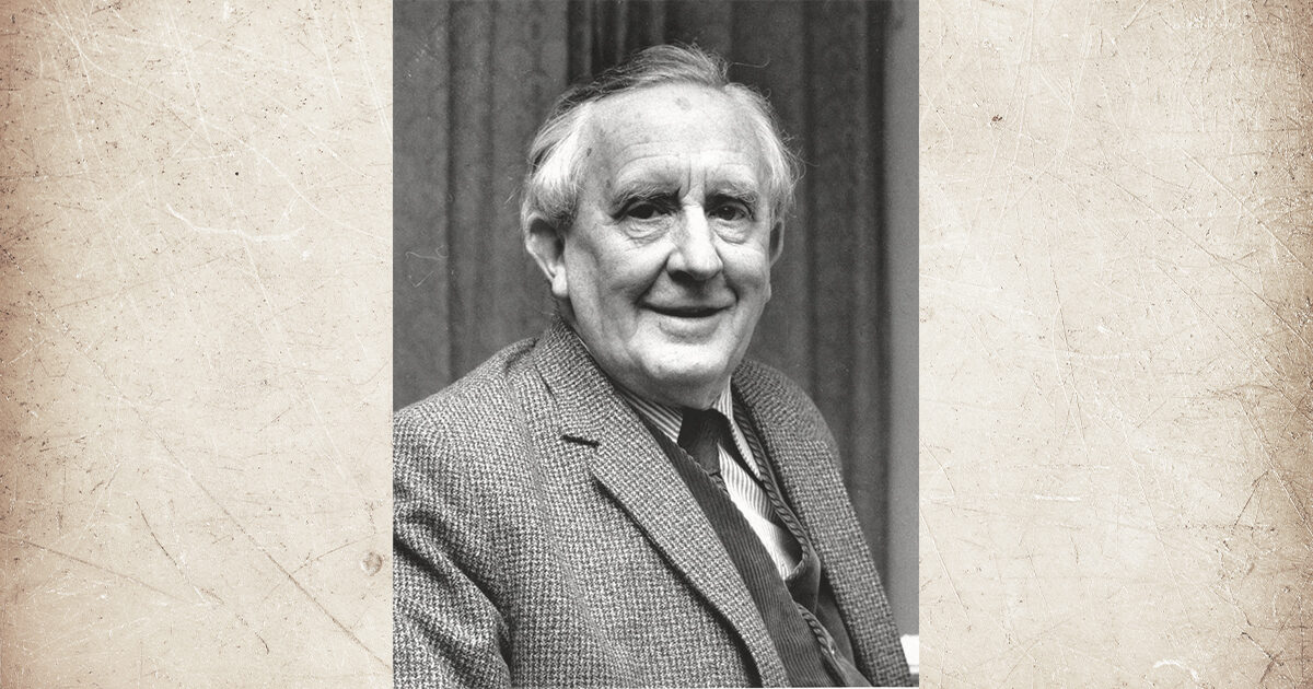J. R. R. Tolkien (3 ianuarie 1892 – 2 septembrie 1973)