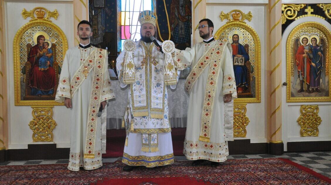Preasfințitul Părinte Petroniu, în parohia sălăjeană Bocșa