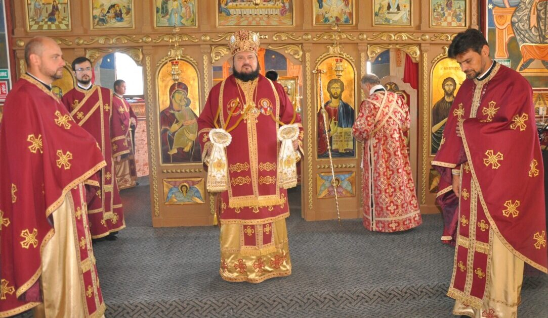 Liturghie Arhierească în Parohia Hereclean