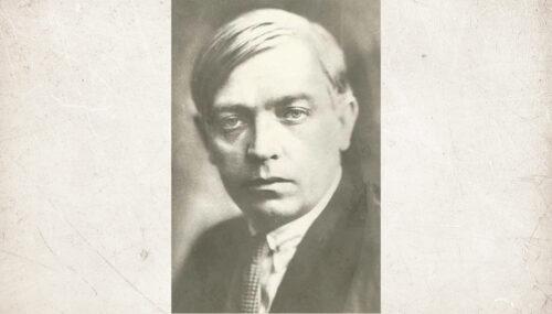 Liviu Rebreanu (27 noiembrie 1885 – 1 septembrie 1944)
