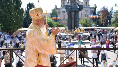 IPS Andrei, în Duminica a 13-a după Rusalii: Să fim recunoscători pentru toate câte ni le-a dat Dumnezeu