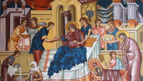 Agenda ierarhilor din Mitropolia Clujului, Maramureșului și Sălajului, la sărbătoarea Nașterii Maicii Domnului