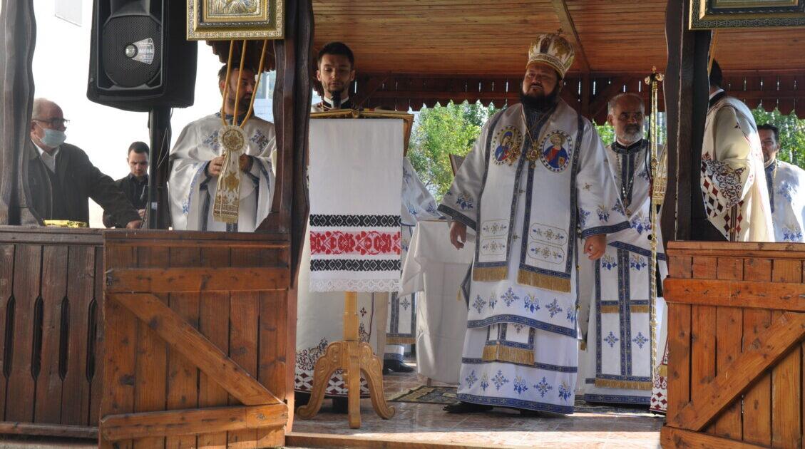 Prezență Arhierească în Parohia Ileanda
