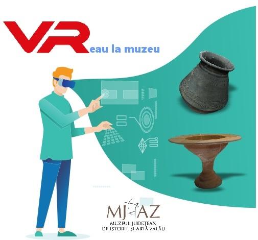 Vase dacice, prezentate în premieră la Zalău, într-o expoziție tridimensională