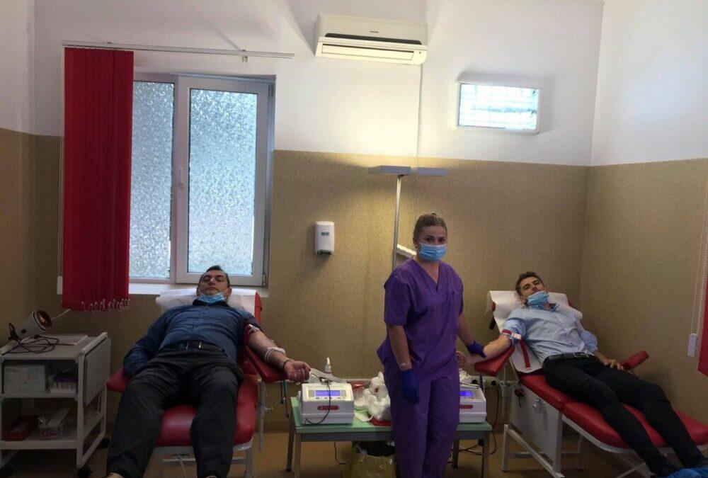 """Campania """"Donează sânge, salvează o viață""""!, în Episcopia Sălajului"""