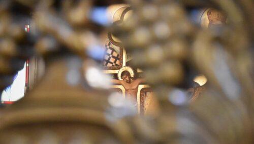 Sărbătoarea Sfintei Cruci și iconografia ei