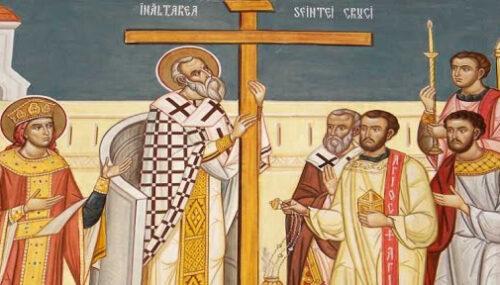 Agenda ierarhilor din Mitropolia Clujului, Maramureșului și Sălajului, la sărbătoarea Înălțării Sfintei Cruci