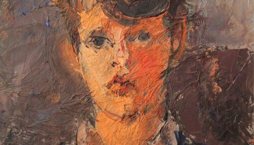 Lucrarile artistului  Viorel Nimigeanu, pictor a numeroase biserici, expuse la Muzeul de Artă din Cluj