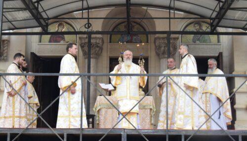 Duminica a 23-a după Rusalii, la Catedrala Mitropolitană din Cluj-Napoca