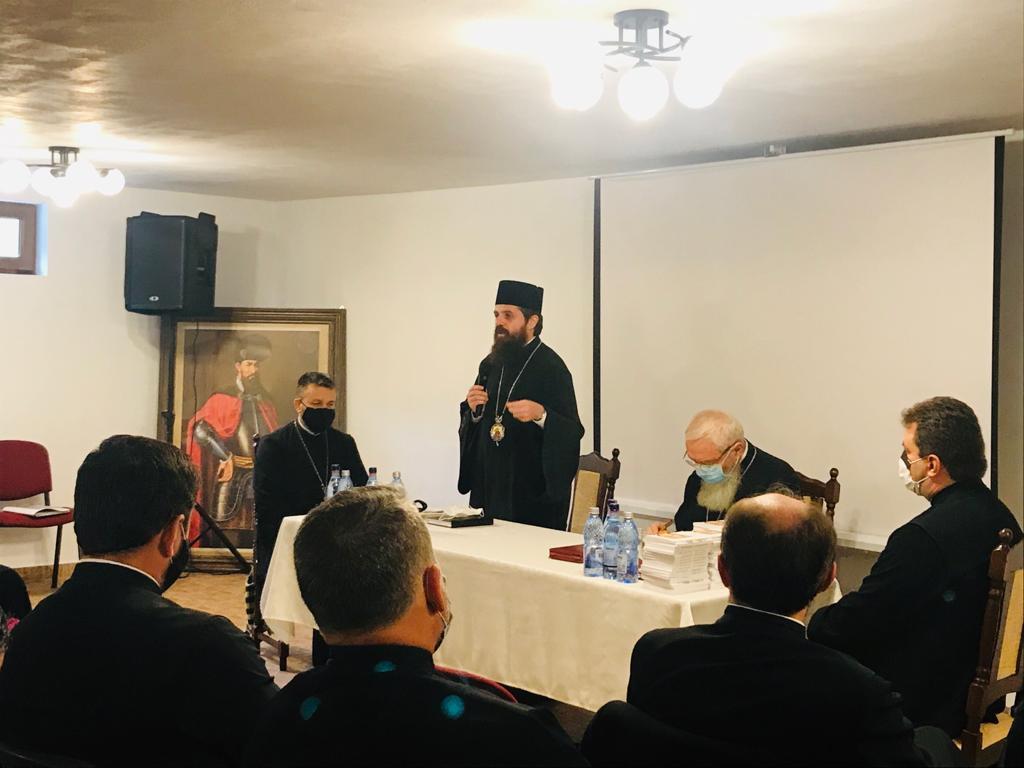 Conferință preoțească de toamnă în Protopopiatul Turda