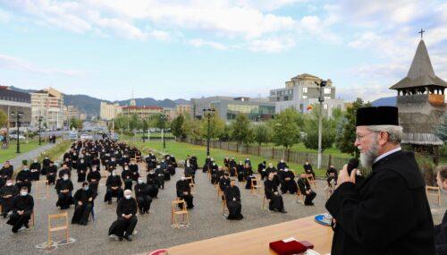 Pastoraţia familiei în epoca ideologiilor secularist-umaniste, tema conferinţele preoţeşti din Episcopia Maramureșului și Sătmarului