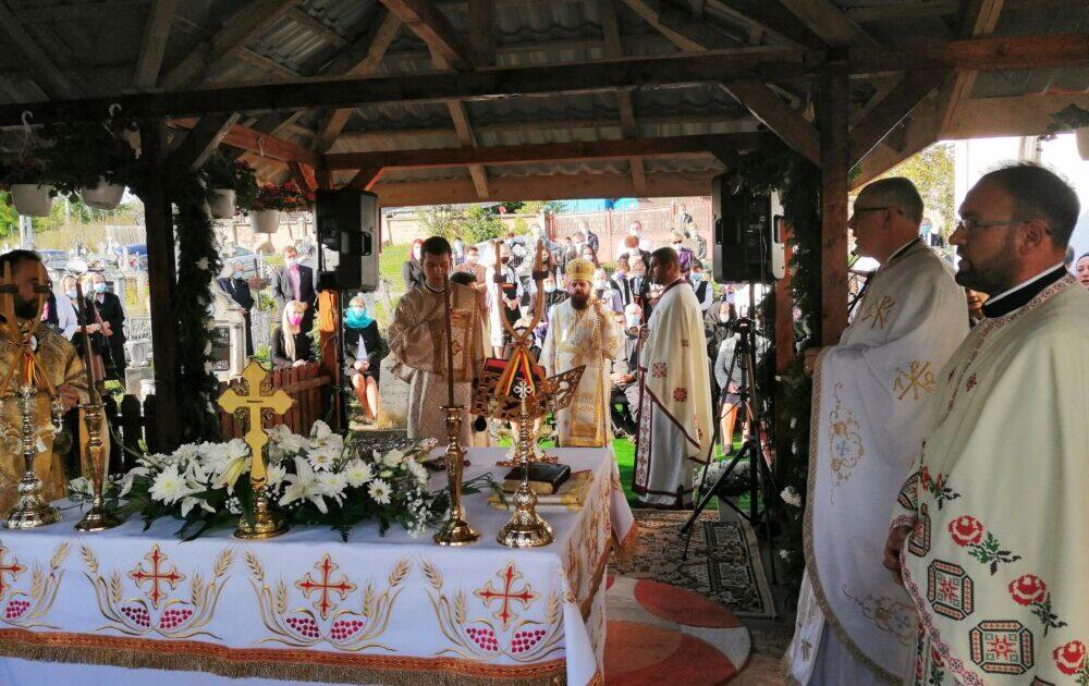 Binecuvântare arhierească pentru credincioșii din Parohia Pălatca