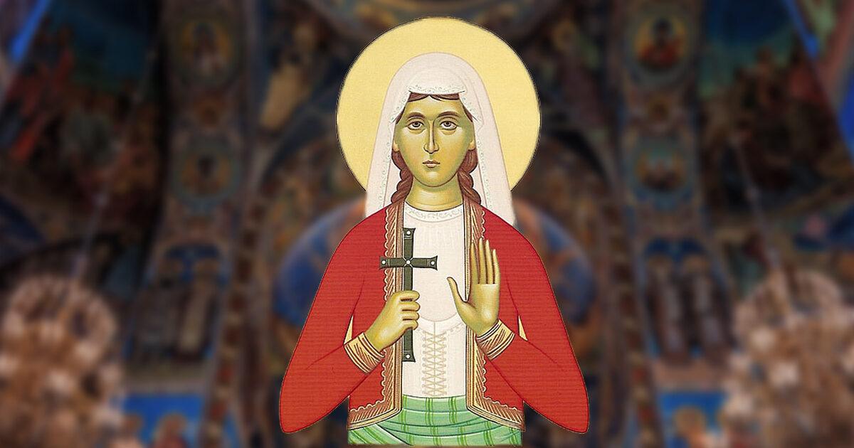 Sfânta Muceniţă Elena din Sinope, tămăduitoarea oamenilor cu boli ale capului