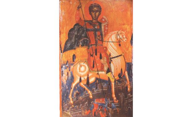 Sfântul Mare Mucenic Dimitrie Izvorâtorul de Mir în cultul Bisericii și în iconografie